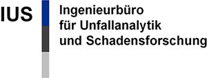 IUS | Ingenieurbüro für Unfallanalytik, Schadensforschung und Gutachten im Großraum Stuttgart und Bodensee Logo